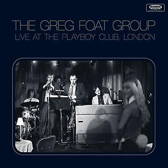 Greg Foat Group - Live at the Playboy Club London [CD] USA import