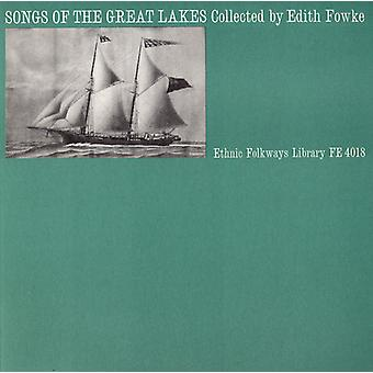 Songs of the Great Lakes - Songs of the Great Lakes [CD] USA import