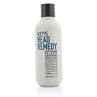 Kms California Head Remedy Deep Cleanse Shampoo (deep Cleansing For Hair And Scalp) - 300ml/10.1oz