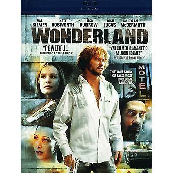 Wonderland (2003) [BLU-RAY] USA import