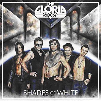 Gloria Story - Shades of White [CD] USA import
