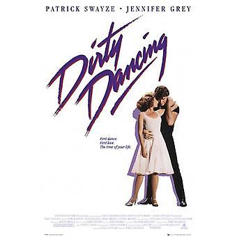 Грязные танцы фильм время вашей жизни Плакат Плакат Печать