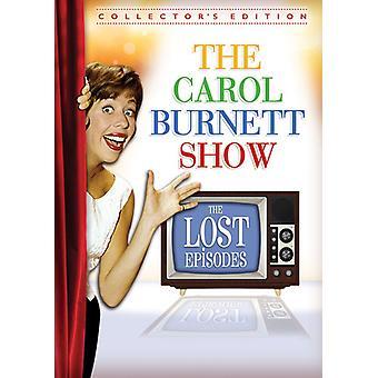 Carol Burnett Show: The Lost Episodes [DVD] USA import