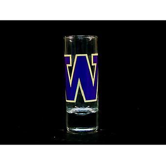 "Washington Huskies NCAA ""Hype"" Tall Shot Glass"