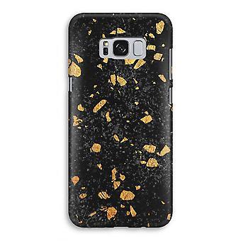 Samsung Galaxy S8 volledige Print kast (Glossy) - Terrazzo N ° 7