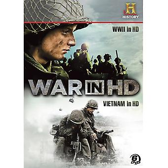 Guerre USA Hd [DVD] import