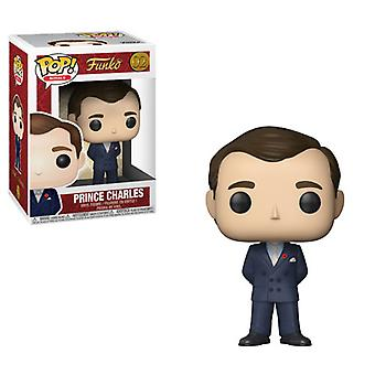Funko POP Royals  - Prince Charles Collectible Figure