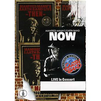 Manfred Mann - Then & Now [DVD] USA import