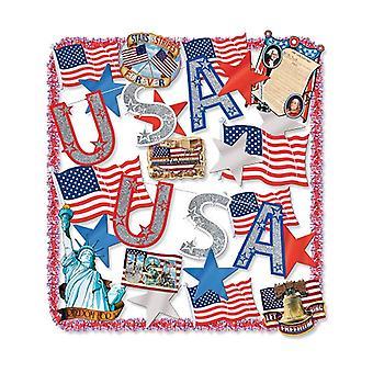 Estados Unidos decoración Pack - 25