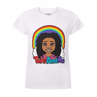 Tiana Spielzeug und mir Kinder/Mädchen offizielle Logo T-Shirt