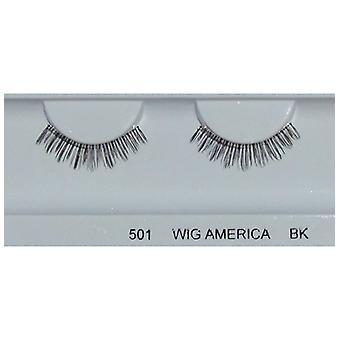 Perruque Amérique Premium faux cils wig495, 5 paires