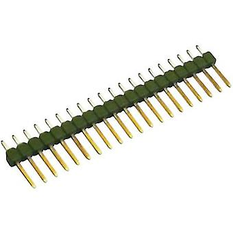 TE Connectivity Pin strip (standard) No. of rows: 1 Pins per row: 6 826926-6 1 pc(s)