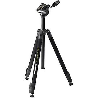 Cullmann Nanomax 460 RW20 Tripod 1/4, 3/8 Working height=19 - 170 cm Black
