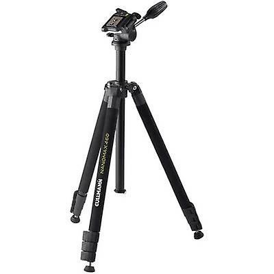 Cullmann Nanomax 460 RW20 Tripod 1/4, 3/8 ATT.FX.WORKING_HEIGHT=19 - 170 cm Black