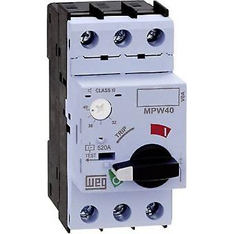 WEG MPW40-3-D016 Overload relay adjustable 1.6 A 1 pc(s)