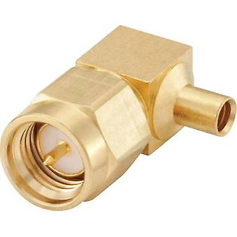 Rosenberger 32S206-272L5 SMA connector Plug, right angle 50 Ω 1 pc(s)