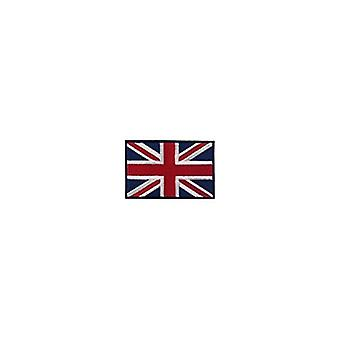Union Jack Wear Union Jack Embroidered Patch