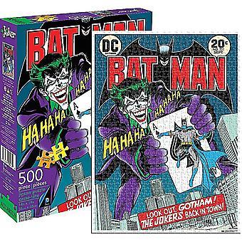 Batman Joker 500 Stück Jigsaw Puzzle (Nm 62108)