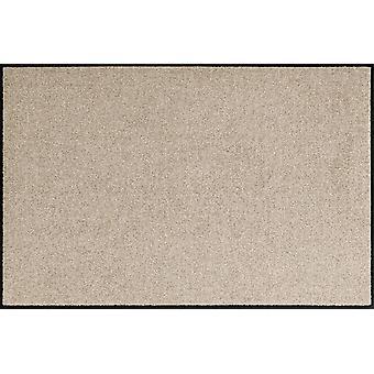 Salonloewe doormat 60 x 85 cm solid color 8 colors washable
