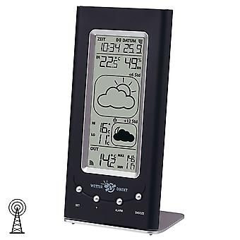 Classic radio weather station to the slopes & offices subject