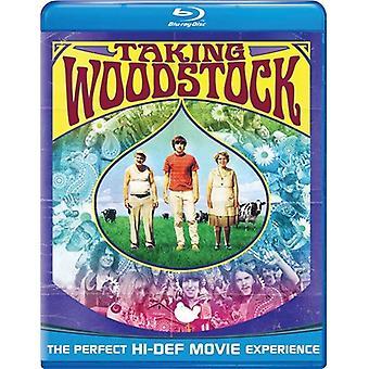 Taking Woodstock [BLU-RAY] USA import