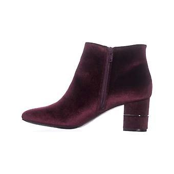 نيككيف المرأة الفاني مغلقة إصبع القدم الكاحل أحذية أزياء