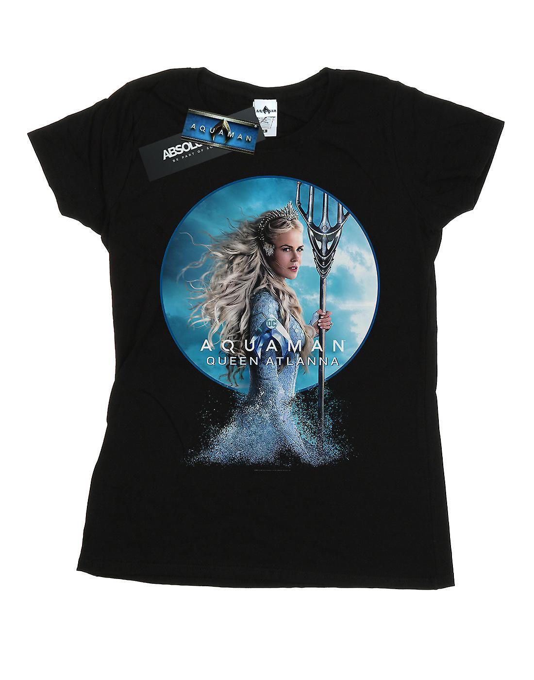 DC Comics Women's Aquaman Queen Atlanna T-Shirt