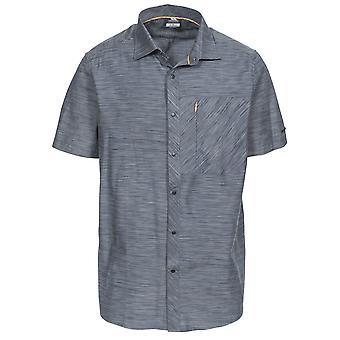 Hausfriedensbruch-Mens Matadi-Kurzarm-Shirt