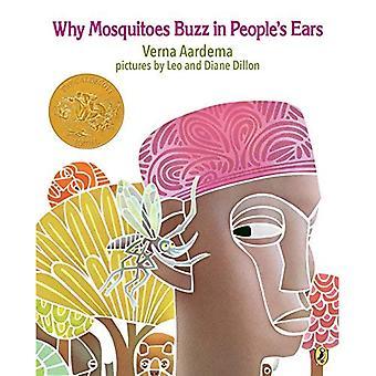 Waarom muggen Buzz in mensen de oren: een West-Afrikaanse Tale (Papegaaiduiker prentenboeken)