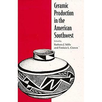 Keramische productie in het Amerikaanse Southwest
