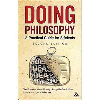 Faire de la philosophie