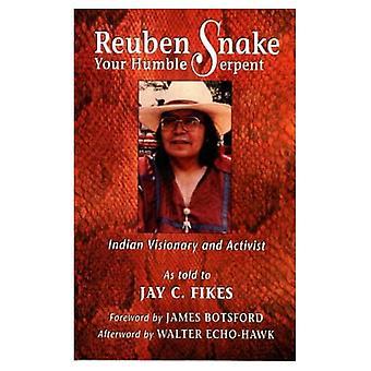 Reuben Snake : Your Humble Serpent