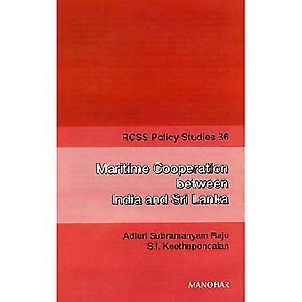 Maritima samarbete mellan Indien och Sri Lanka