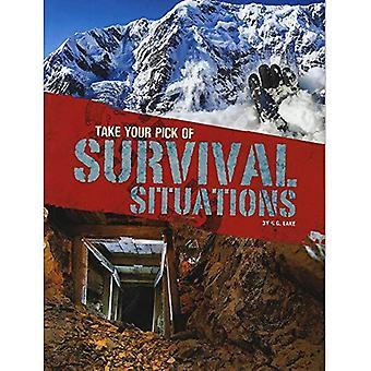 Treffen Sie Ihre Wahl von Survival Situationen (Blazer: Treffen Sie Ihre Wahl!)