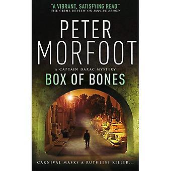 Box of Bones (a Captain Darac Novel 3)