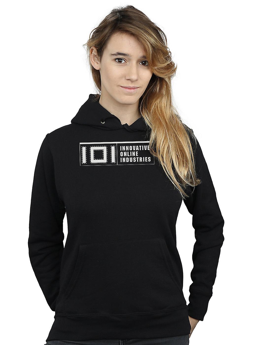Ready Player One Women's IOI Logo Hoodie