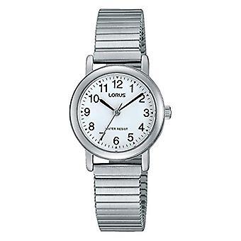 צבע לורייוס נשים-שעון יד קלאסי עם פלדת אל-חלד קוורץ RRS81VX9