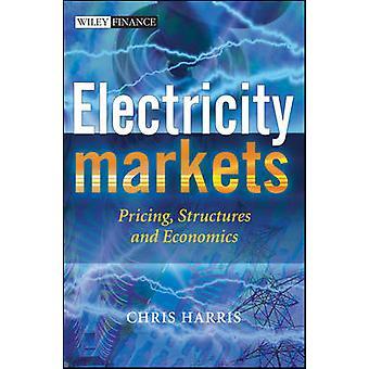 أسواق الكهرباء هاريس