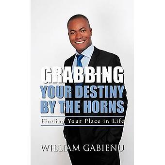 Packte Ihr Schicksal bei den Hörnern, finden Sie Ihren Platz im Leben von Gabienu & William
