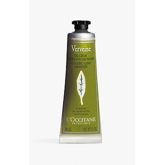 L'Occitane Verbena Cooling Hand Cream Gel