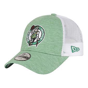 New Era Kids Trucker 9Forty Cap-NBA Boston Celtics