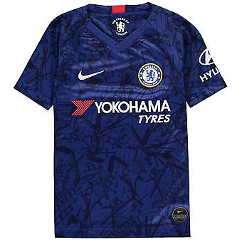 2019-2020 Chelsea Home Nike Football Shirt (Kids)