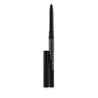 Lancome Le Stylo Waterproof Long Lasting Eye Liner - Noir Intense (us Version Unboxed Without Smudger) - 0.28g/0.01oz