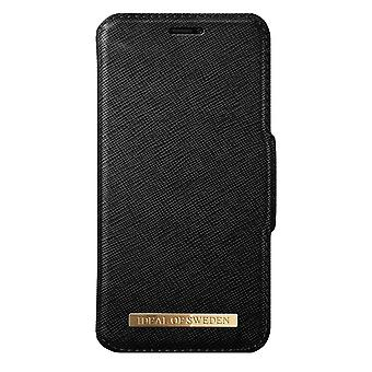 iDeal Fashion Wallet preto iPhone XS/X