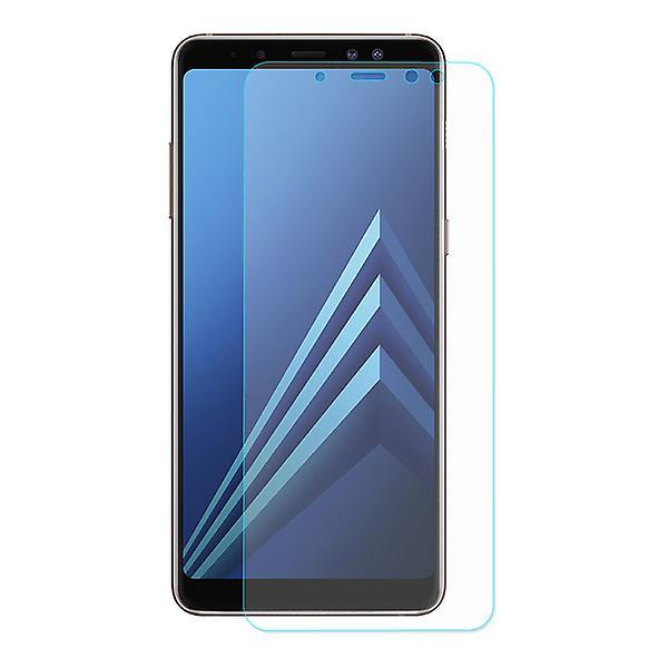 iCoverCase | Samsung Galaxy A8 2018 | 2- Pack Skärmskydd