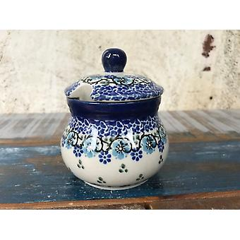 Sugar Bowl, Vol. 100ml, 9 cm, Royal Blue, BSN A-0789