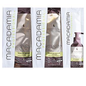Macadamia voedende vocht Trio set 3 PZ Unisex