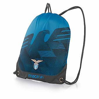 2018-2019 لاتسيو مكرون حقيبة رياضية (أزرق)