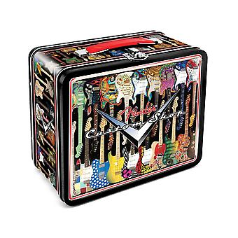 Lunch Box - Fender - Guitars Tin Case Licensed Gifts Toys 48014