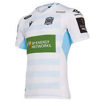 2019-2020 Glasgow Warriors Alternate Pro Rugby skjorta